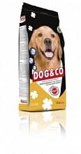 Сухой корм для собак Dog&Co Adult с курицей 15 kg.
