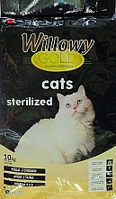 Hrana uscata pentru pisici Willowy Gold Cat Sterilized Superpremium 10kg
