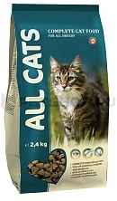 Сухой корм для кошек All Cats Premium 13 kg.
