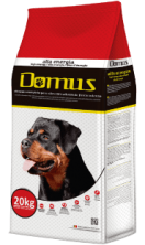 Сухой корм для собак с повышенной активностью Domus Alta Energia 20 kg.
