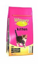 Сухой корм для котят  Willowy Gold Kitten Superpremium10kg