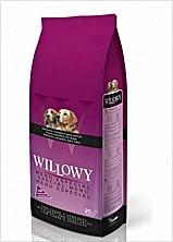 Сухой корм для собак Willowy Special menu 20 kg.