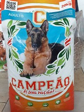 Campeao hrana uscata pentru caini Portugalia 20 kg.