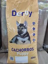 Hrana uscata pentru catelus DERBY CACHORROS 20 KG