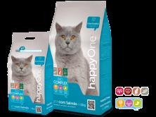 Hrana uscata pentru pisici sterilizate HappyOne Esterelizado 10 kg.