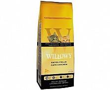 Hrana uscata pentru pisici Willowy Cat Chicken 20 kg.
