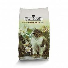 Hrana uscata pentru pisici Ljubimetz mix 10 kg