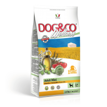 Сухой корм для взрослых собак мелких пород Dog&Co Wellness Adult Mini Chicken & Rice 7 kg(с курицей и рисом)