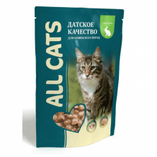 All Cats iepure in sos 85 gr.