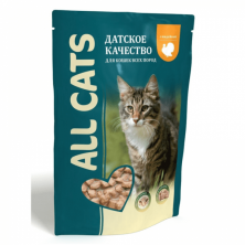 All Cats curcan in sos 85 gr.