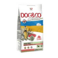 Dog&Co Wellness Adult mini Lamb & Rise 7 kg.