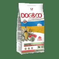 Dog&Co Wellness Adult mini Lamb & Rise 7 kg.
