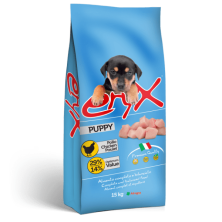 Сухой корм для щенков Eryx Puppy Chicken с курицей 15 kg.