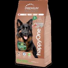 ГИПОАЛЛЕРГЕННЫЙ сухой корм для взрослой собаки HappyOne Hipoalergenico 15 kg.